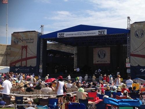 jazz festival at newport