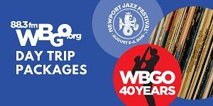 Newport Jazz Festival Bus trips from boston