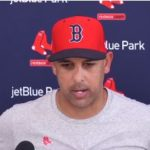RED SOX Manager