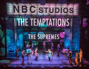 Temptations musical on broadway