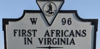 First Africans in Virginia fact