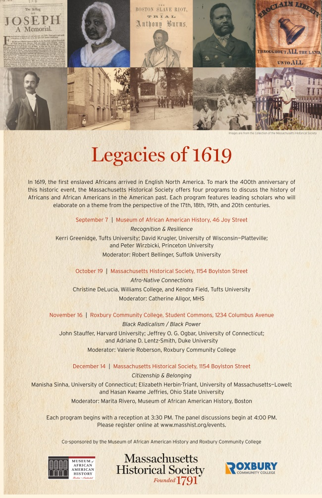 Legacies of 1619