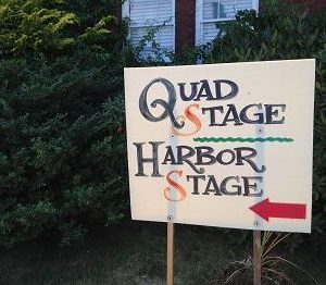 Quad Stage at Newport