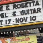 Marie and Rosetta stage