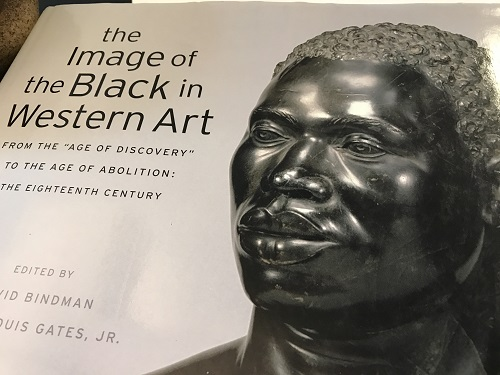 The Image of Black in Western Art Book