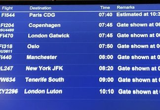 Gatwick airport Paris