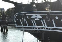 USS Constitution graphics