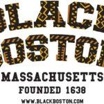 Black Boston Souvenir Brand
