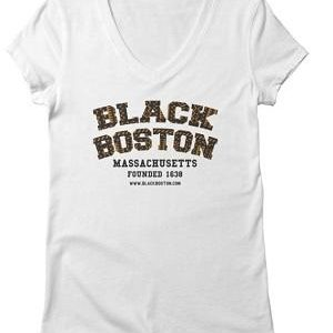 Black Boston foundation shirt